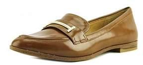Alfani Womens Ameliaa Leather Closed Toe Loafers.