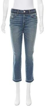 Amo Mid-Rise Babe Jeans