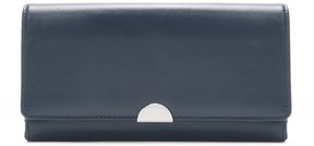 Apt. 9 Lambskin Leather Rfid-Blocking Full Clutch