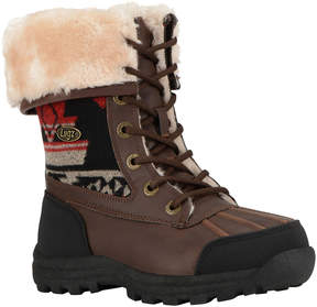 Lugz Tambora Womens Lace Up Boots