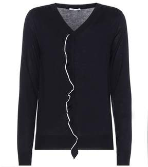 Agnona Cashmere, wool and silk sweater