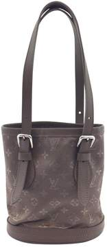 Louis Vuitton Bucket cloth tote - BROWN - STYLE