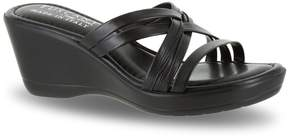 Easy Street Shoes Tuscany by Luisa Women's Wedge Sandals