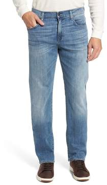 7 For All Mankind Men's Carsen Straight Leg Jeans