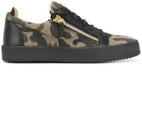 Giuseppe Zanotti Design camouflage Kriss sneakers