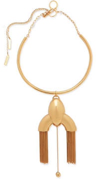 Ellery Town Hall Gold-plated Necklace