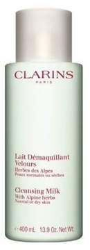 Clarins Luxury Size Dry Cleansing Milk/13.5 oz.