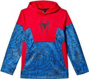 Spyder Red Spiderman Marvel Riot Pullover Hoodie