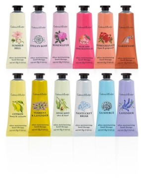 Crabtree & Evelyn Deluxe Hand Therapy Tin Set