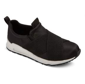 Stevies Girls' #RUN4IT Elastic Jogger Sneakers - Black