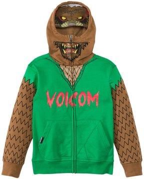 Volcom Boys' Werewolf Full Zip Hoodie Sweater (2T7yrs) - 8135530