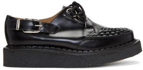 Comme des Garcons Black George Cox Edition Buckle Gibson Creepers