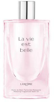 Lancome La Vie Est Belle Relaxing Fragrance Bath Oil - 6.7 oz.