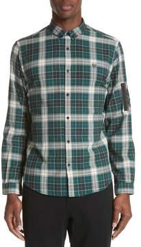 The Kooples Check Woven Shirt