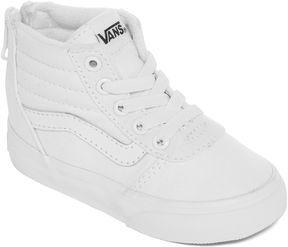 Vans Ward Hi Boys Skate Shoes - Toddler