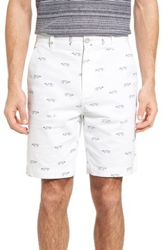 Rodd & Gunn Men's Lauriston Print Twill Shorts