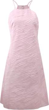 MICHAEL KORS Ribbon Embroidered Dress