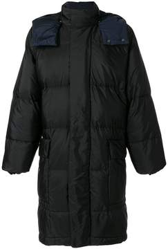 Stella McCartney oversized padded coat