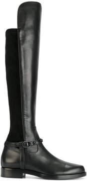 Versace Medusa detail boots