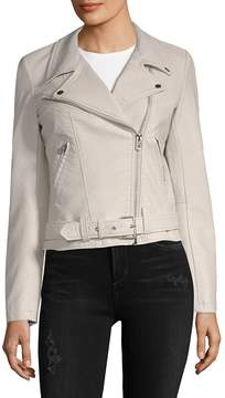 Driftwood Women's Embroidered Moto Jacket