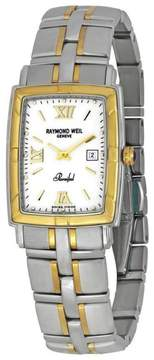 Raymond Weil Parsifal Two Tone Stainless Steel Mens Watch