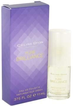 Pure Brilliance by Celine Dion Eau De Toilette Spray for Women (0.375 oz)