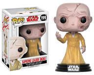 Disney Supreme Leader Snoke Pop! Vinyl Bobble-Head Figure by Funko - Star Wars: The Last Jedi