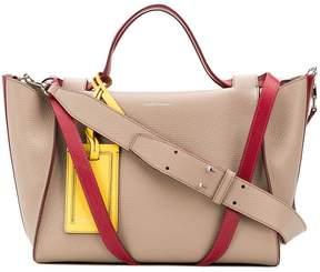 Elena Ghisellini straps tote bag