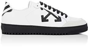 Off-White Women's Arrow-Appliqué Leather Sneakers