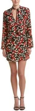 Cotton Candy Floral Shift Dress.
