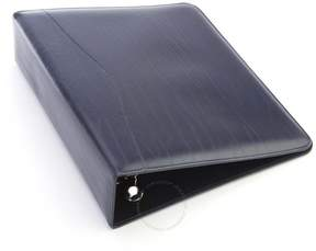 Royce Leather Royce Blue Executive Two Inch D Ring Binder