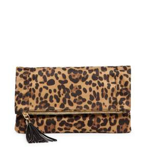 Sole Society Tasia vegan foldover clutch