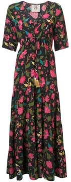 Figue Kalila floral-print maxi dress
