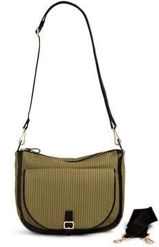 Vera Bradley Carson Shoulder Bag - CACTUS GREEN - STYLE