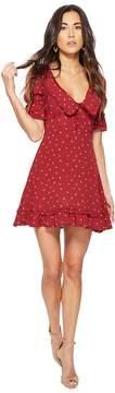 For Love & Lemons La Tez Mini Dress Women's Dress