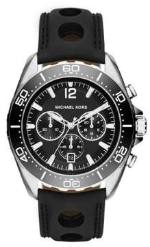 Michael Kors Windward MK8419 Black Analog Quartz Men's Watch