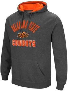 Colosseum Men's Campus Heritage Oklahoma State Cowboys Pullover Hoodie