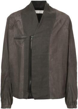 Isabel Benenato panelled jacket