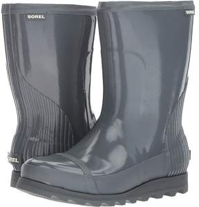 Sorel Joan Rain Short Gloss Women's Waterproof Boots