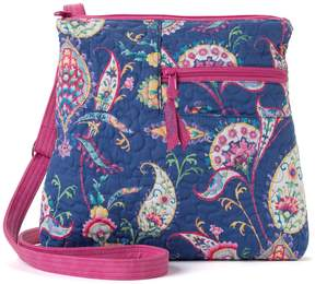 Donna Sharp Becki Paisley Crossbody Bag