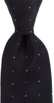 Murano Cosmic Solid Traditional Silk Tie