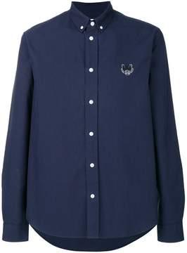 Kenzo Tiger button-down shirt