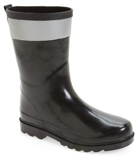 Western Chief Toddler Boy's Reflective Rain Boot