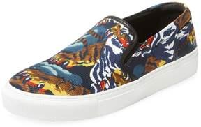 Kenzo Women's Tiger Graphic Sneaker