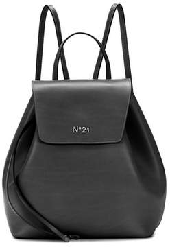 N°21 Leather backpack
