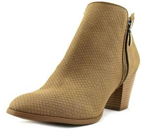 Style&Co. Style & Co Jamila Women Round Toe Synthetic Tan Ankle Boot.