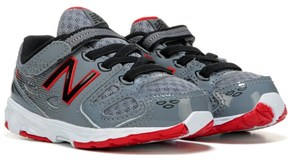 New Balance Kids' 680 Medium/Wide/X-Wide Sneaker Baby/Toddler