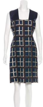 Aquilano Rimondi Aquilano.Rimondi Wool Knee-Length Dress w/ Tags
