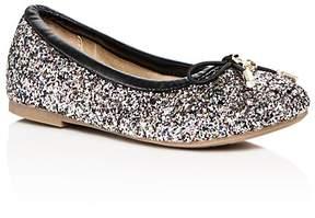 Sam Edelman Girls' Felicia Glitter Ballet Flats - Toddler, Little Kid, Big Kid