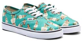 Vans Authentic Hula Girl Print Trainers